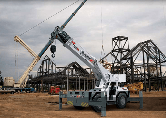 Carry Decks, Small Crane Rentals