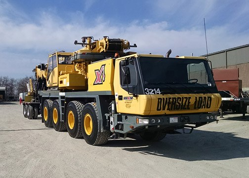 Grove GMK4100B Second Hand All Terrain Crane
