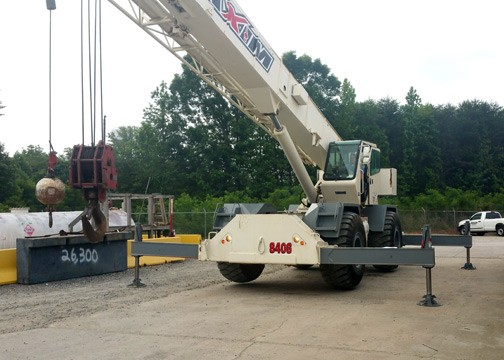 Used Terex RT450 For Sale